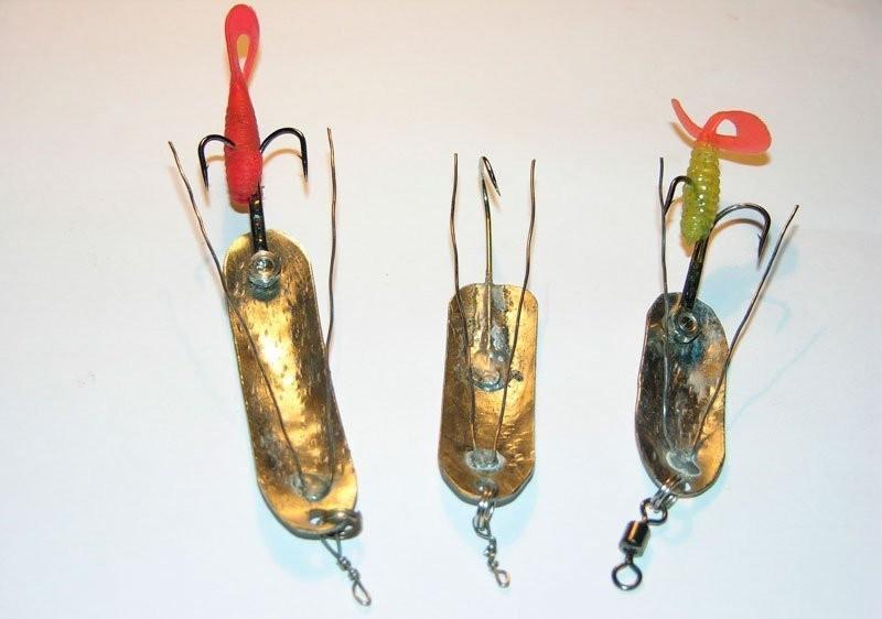 Блесны своими руками: ТОП лучших способов изготовления блесны в домашних условиях (незацепляки, колебанки) для ловли щуки и окуня