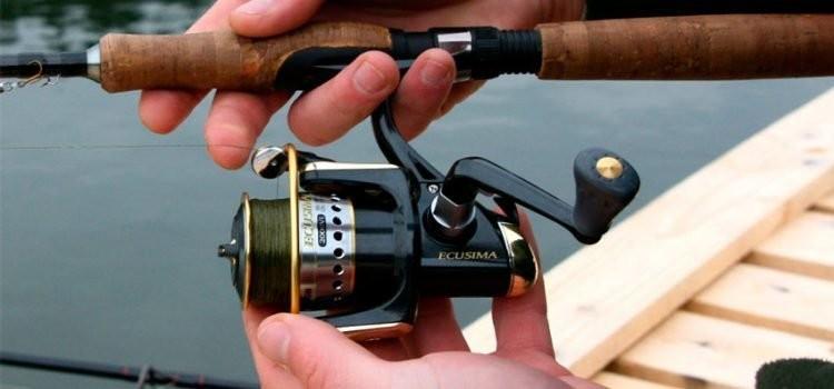 Безынерционные катушки для рыбалки